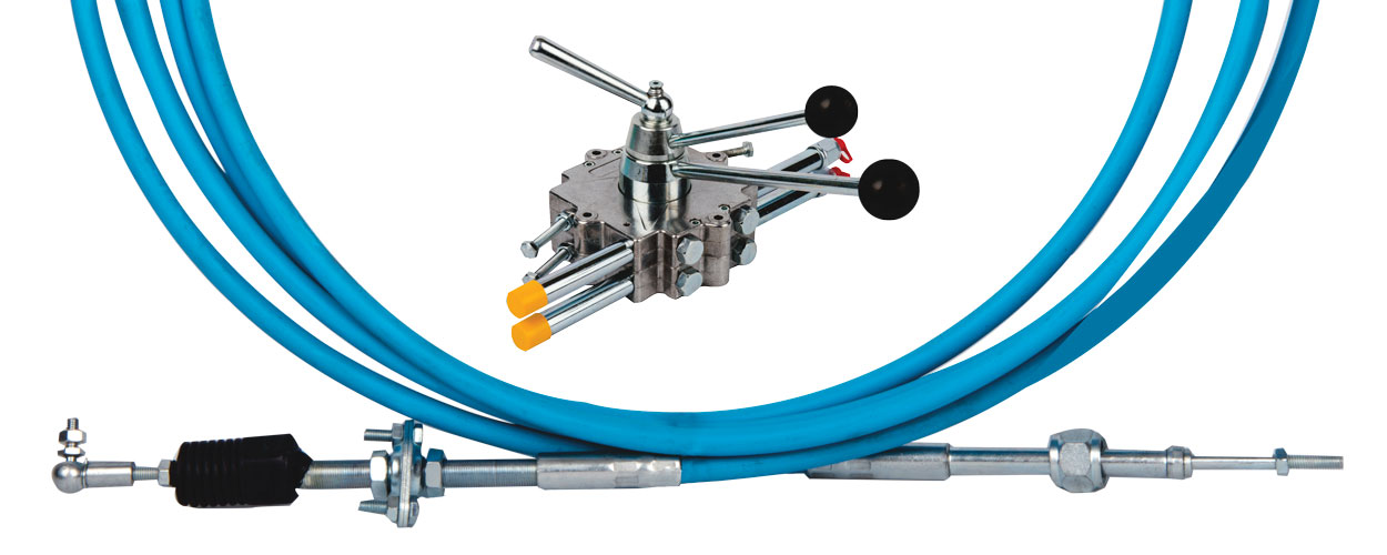 Transit Mixers Control Cables and Boxes